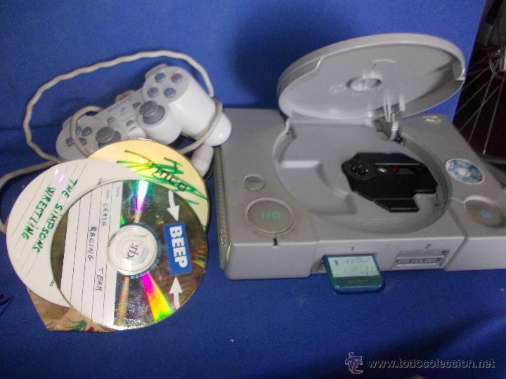 Videojuegos y Consolas: playstation 1 - Foto 3 - 115217990