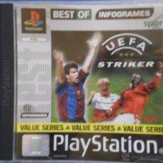 Videojuegos y Consolas: UEFA STRIKER. Lote 52319542