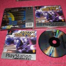 Videojuegos y Consolas: JUEGO PLAYSTATION 1 PSX PS1 MOTO RACER WORLD TOUR COMPLETO PAL ESPAÑA. Lote 52553968