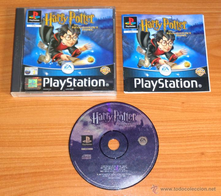 Juego Playstation 1 Psx Ps1 Harry Potter And T Comprar