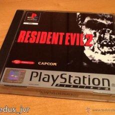 Videojuegos y Consolas: RESIDENT EVIL 2 JUEGO PARA SONY PLAYSTATION 1 PS1 PLAY STATION PAL ESPAÑA COMPLETO Y EN BUEN ESTADO. Lote 52698933