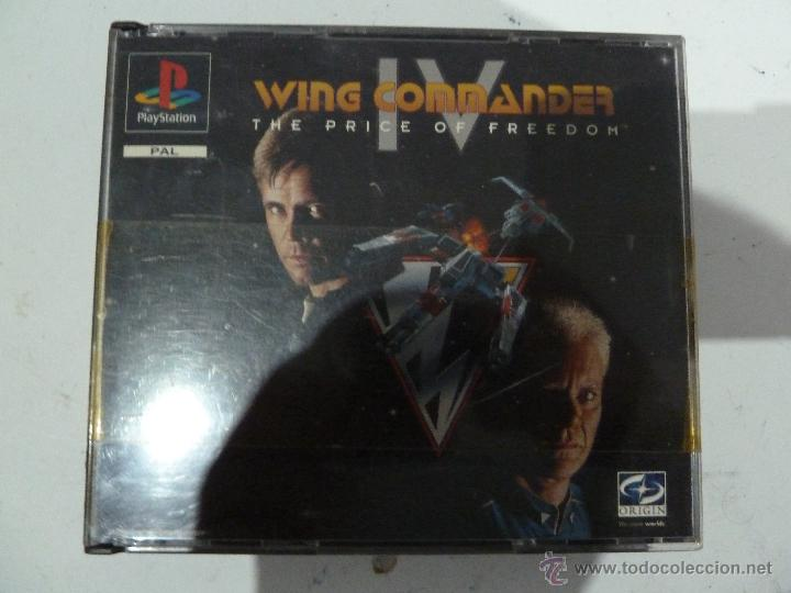 Wing Commander Iv The Price Of Freedom Manual E Sold At Auction