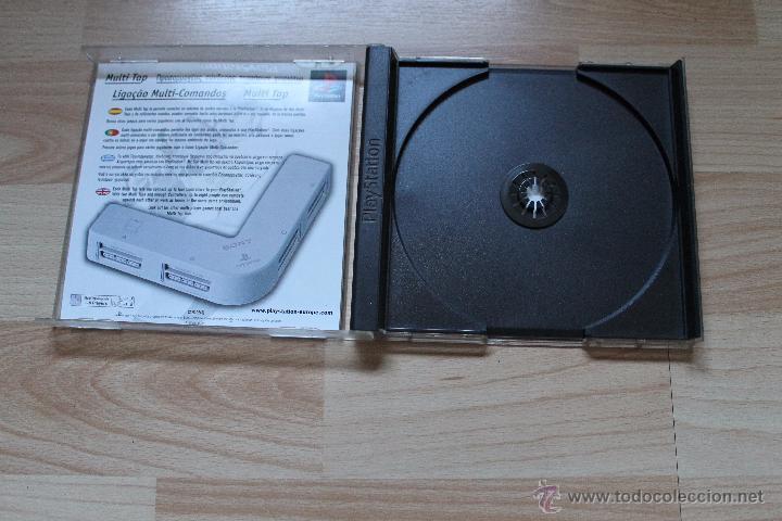 Videojuegos y Consolas: NHL FACEOFF 2000 PLAYSTATION PSX PS1 EDICIÓN ESPAÑOLA NHL FACE OFF 2000 - Foto 3 - 53809008