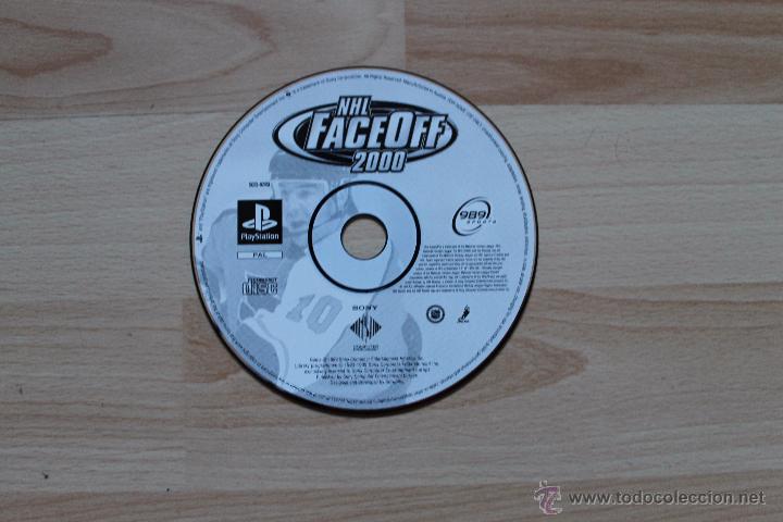 Videojuegos y Consolas: NHL FACEOFF 2000 PLAYSTATION PSX PS1 EDICIÓN ESPAÑOLA NHL FACE OFF 2000 - Foto 6 - 53809008