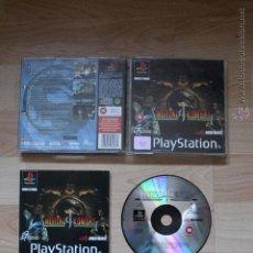 Videojuegos y Consolas: MORTAL KOMBAT 4 PLAYSTATION PSX PS1 EDICIÓN ESPAÑOLA. Lote 53809599