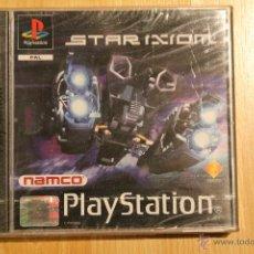 Videojuegos y Consolas: STAR IXIOM PRECINTADO PLAYSTATION PSX PS1 EDICIÓN ESPAÑOLA . Lote 142482792