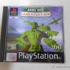 Videojuegos y Consolas: ARMY MEN. LAND. SEA. AIR. PLAYSTATION 1. TDKV4. Lote 53821817