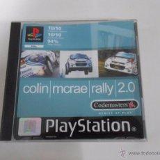 Videojuegos y Consolas: COLIN MCRAE RALLY 2.0 PLAYSTATION 1. PAL. TDKV4. Lote 53822044