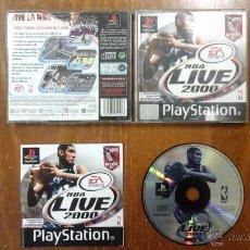 Videojuegos y Consolas: NBA LIVE 2000 PLAYSTATION. Lote 53962366