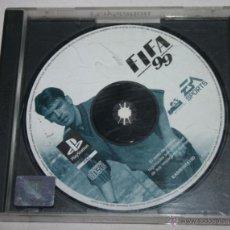 Videojuegos y Consolas: JUEGO DE PLAY STATION 1 FIFA 99 - EA SPORTS. Lote 109399239