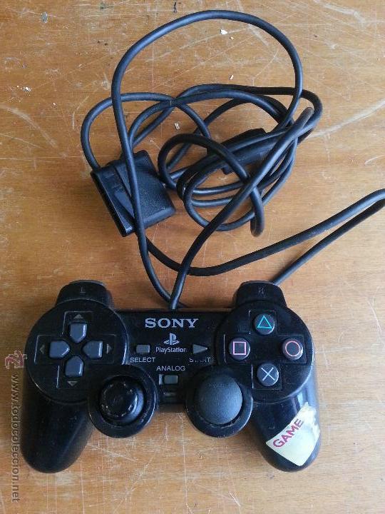 MANDO JOYSTICK PARA LA CONSOLA SONY PLAY STATION PLAYSTATION (Juguetes - Videojuegos y Consolas - Sony - PS1)