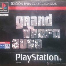 Videojuegos y Consolas: GRAND THEFT AUTO EDICIÓN COLECCIONISTA, 3 JUEGOS: GTA 1, GTA LONDON, GTA 2. Lote 54637665