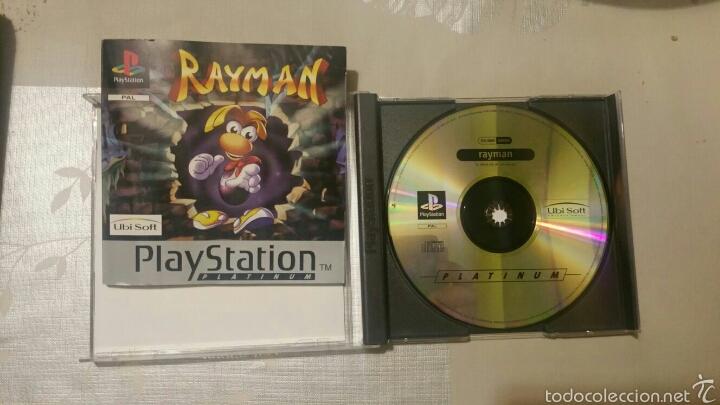 Videojuegos y Consolas: Rayman, juego Ps1 - Foto 3 - 54661979
