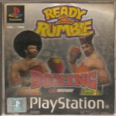Videojuegos y Consolas: READY 2 RUMBLE BOXING. PLAYSTATION 1. Lote 55047532