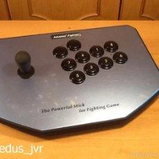 Videojuegos y Consolas: MANDO ARCADE STICK CONTROLADOR PALANCA ADVANCE FIGHTER PARA SONY PS1 Y PLAYSTATION 2 PS2 1. Lote 55937758