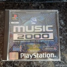 Videojuegos y Consolas: PLAY STATION 1 PS 1 MUSIC 2000 . Lote 56348137