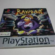 Videojuegos y Consolas: MANUAL INSTRUCCIONES - RAYMAN ( SONY PS1 - PSX) ( JC). Lote 56935911