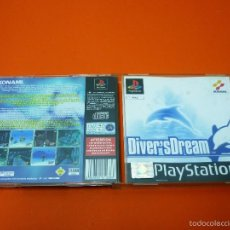 Videojuegos y Consolas: DIVER`S DREAM - PLAYSTATION 1- PAL. Lote 56972779