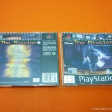 Videojuegos y Consolas: THE MISSION - PLAYSTATION 1- PAL. Lote 56972878