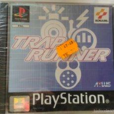 Jeux Vidéo et Consoles: PLAYSTATIO 1 PS1 TRAP RUNNER NUEVO PRECINTADO PAL ESPAÑOL . Lote 57121773