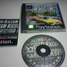 Videojuegos y Consolas: EURO RACER (PLAYSTATION ONE-PSX -PAL- ESPAÑA). Lote 57651162