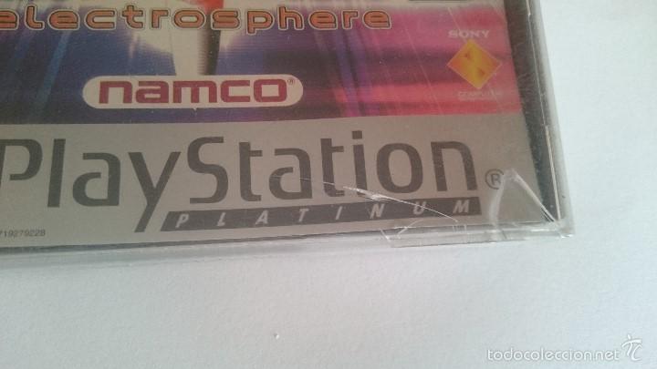 Videojuegos y Consolas: JUEGO ACECOMBAT ACE COMBAT 3 SONY PLAYSTATION PS1 PSX PAL CASTELLANO - Foto 3 - 59470885