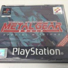 Videojuegos y Consolas: METAL GEAR SOLID SPECIAL MISSIONS. Lote 61142211