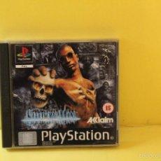 Videojuegos y Consolas: JUEGO SHADOW MAN - PLAYSTATION PS1. Lote 61358726