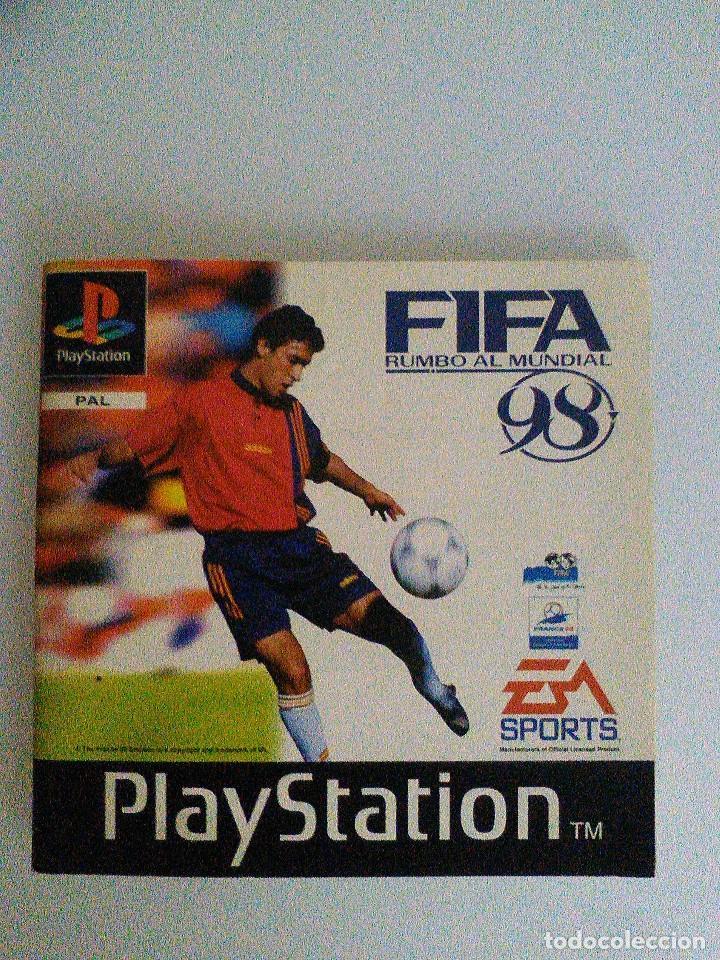 Videojuegos y Consolas: Juego fifa 98 para play station 1. - Foto 4 - 61687540