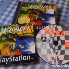 Videojuegos y Consolas: V-RALLY 97 CHAMPIOSHIP EDITION PARA SONY PLAY STATION PS1 PAL PLAYSTATION. Lote 61883944