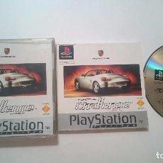 Videojuegos y Consolas: JUEGO COMPLETO PORSCHE CHALLENGE SONY PLAYSTATION PS1 PSX PAL ESPAÑA.. Lote 62008520