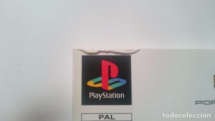 Videojuegos y Consolas: JUEGO COMPLETO PORSCHE CHALLENGE SONY PLAYSTATION PS1 PSX PAL ESPAÑA. - Foto 5 - 62008520