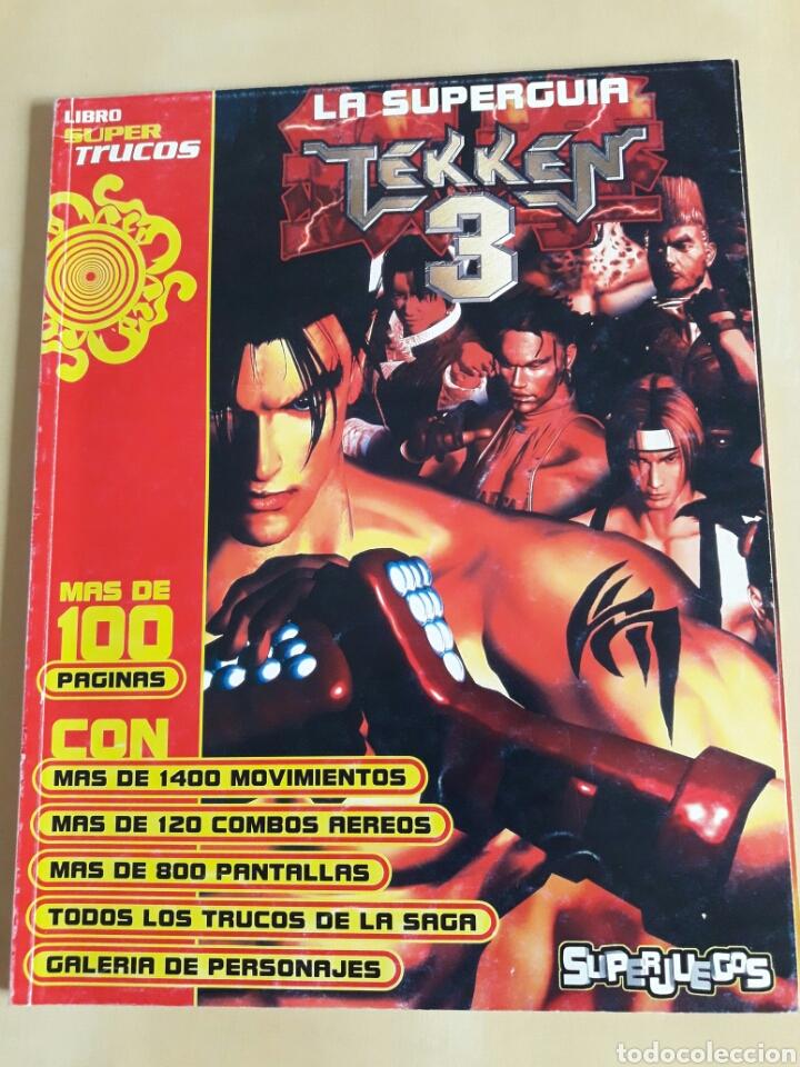 La super guía tekken 3 - Sold through Direct Sale - 64492059