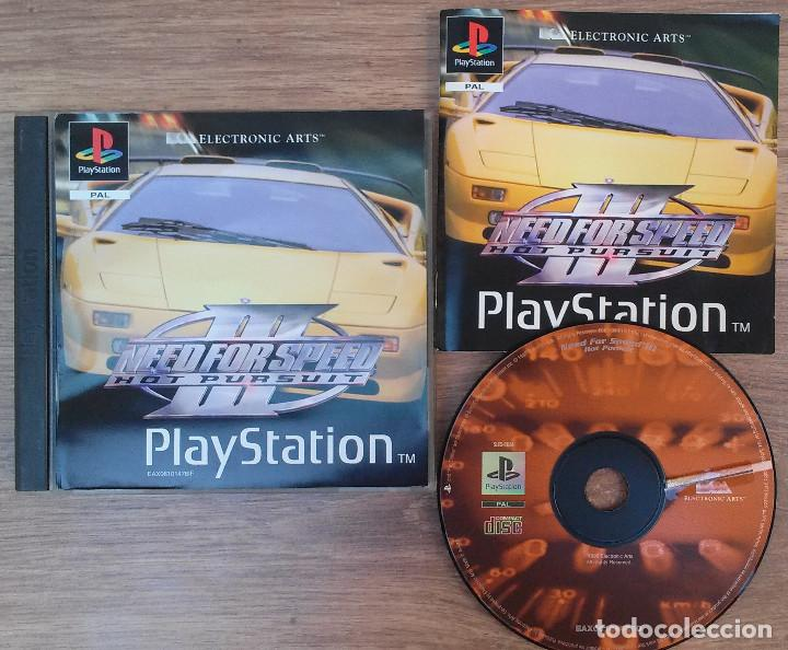 Need For Speed 3 Hot Pursuit Playstation 1 Pal Sold Through