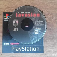 Videojuegos y Consolas: STAR TREK INVASION PLAYSTATION 1 . Lote 66150518