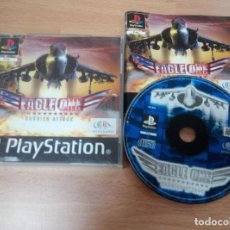 Videojuegos y Consolas: EAGLE ONE HARRIER ATTACK - PSX PS1 - PLAYSTATION PLAY STATION - PAL UK. Lote 66472390