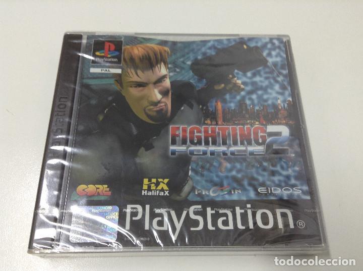 FIGHTING FORCE 2 (Juguetes - Videojuegos y Consolas - Sony - PS1)