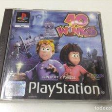 Videojogos e Consolas: 40 WINKS. Lote 67748917