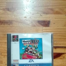 Videojuegos y Consolas: THEME PARK WORLD PS1. Lote 68130017