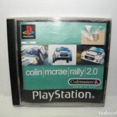 Videojuegos y Consolas: COLIN MCRAE RALLY 2.0 - PS1 PSX PLAYSTATION 1 - UK. Lote 68149505