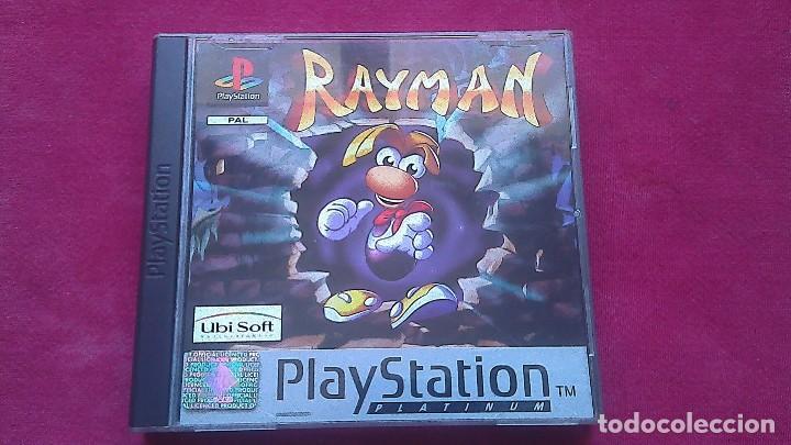 JUEGO PLAYSTATION 1 - RAYMAN (Juguetes - Videojuegos y Consolas - Sony - PS1)