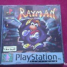 Videojuegos y Consolas: JUEGO PLAYSTATION 1 - RAYMAN. Lote 69383817