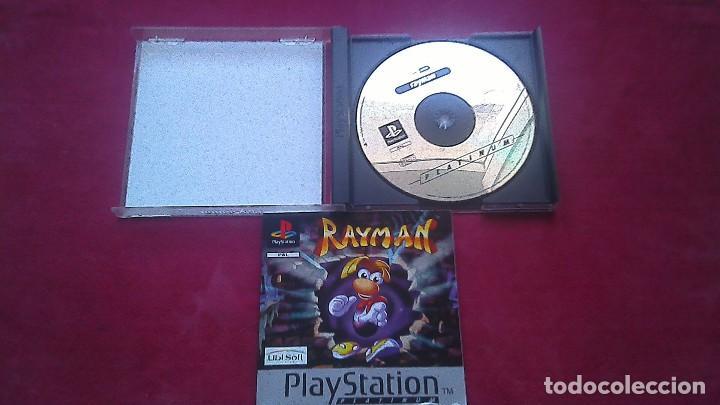 Videojuegos y Consolas: Juego Playstation 1 - RAYMAN - Foto 2 - 69383817