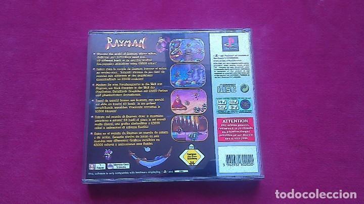Videojuegos y Consolas: Juego Playstation 1 - RAYMAN - Foto 3 - 69383817