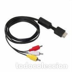 Videojuegos y Consolas: CABLE PLAYSTATION RCA. NUEVO. Lote 177187622