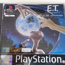 Videojuegos y Consolas: JUEGO PARA LA PLAY 1 PSX ET EL EXTRATERRESTRE. Lote 73147903