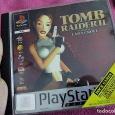 Videojuegos y Consolas: JUEGO CONSOLA PS1 TOM RAIDER II. Lote 73608747