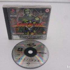 Videojuegos y Consolas: JUEGO SOULBLADE SOUL BLADE NANCO PLAYSTATION 1 PS1 PSX PAL.BUEN ESTADO.. Lote 90357119