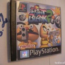 Videojuegos y Consolas: ANTIGUO JUEGO PLAYSTATION - POINT BLANK 2. Lote 86632947