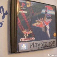 Videojuegos y Consolas: ANTIGUO JUEGO PLAYSTATION - AIR COMBAT. Lote 75831851